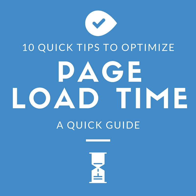 A quick guide to page load time
